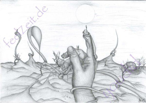 feelZeit Berührungswelten Zeichnung